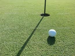 golf ball on green usga