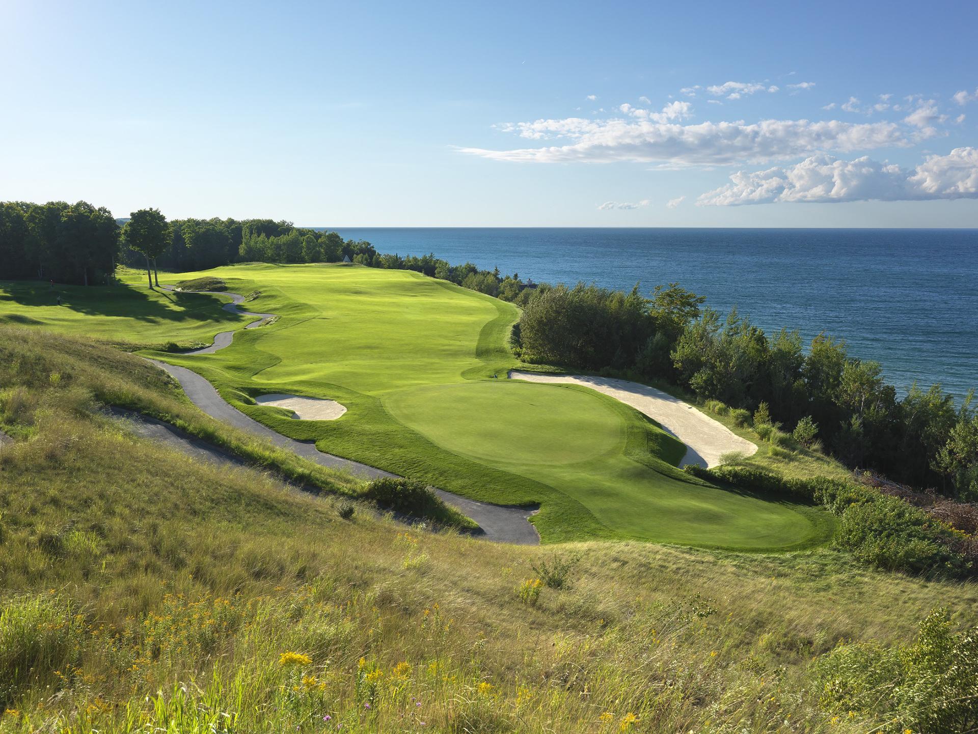 Bay Harbor Golf Club Links