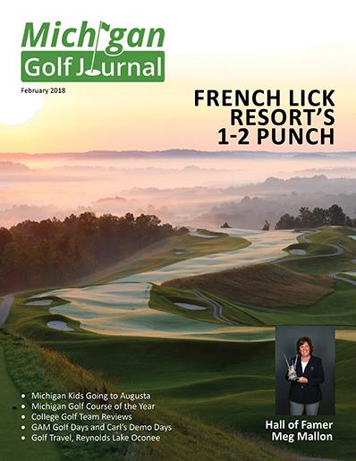 Michigan Golf Journal February 2018