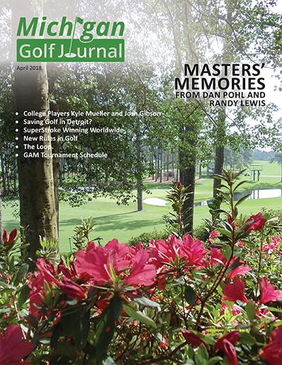 April 2018 Michigan Golf Journal