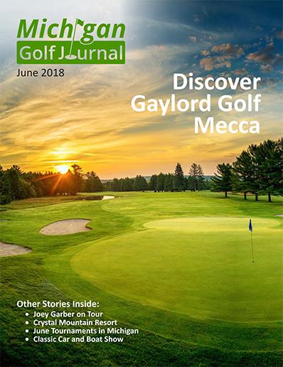 June Michigan Golf Journal