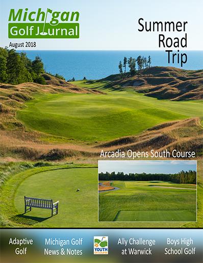 August 2018 Michigan Golf Journal